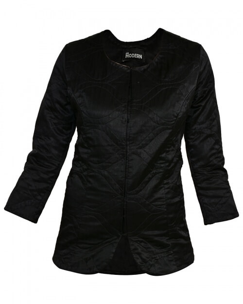 JACKET QUILTED LONG